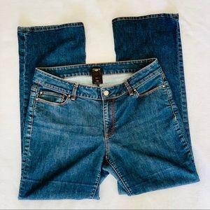 Ann Taylor Curvy Jeans